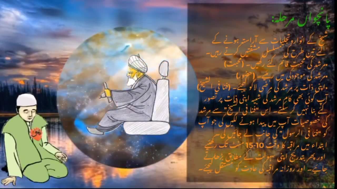 شیخ السیّد نورجان میراحمدی نقشبندی (ق) کی سنہری تعلیمات سے اقتباس  بِسْمِ اللَّـ...