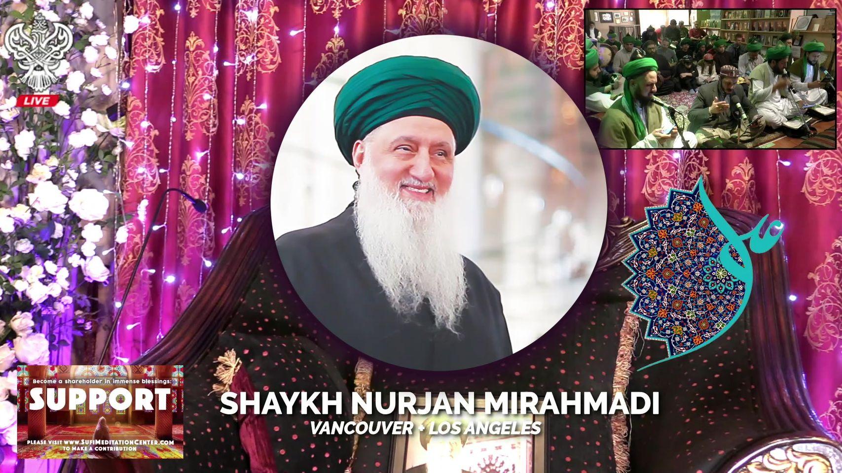 Live Zikr and Sohbat with Shaykh NurjanShaykh Nurjan is LIVE NOW join us for Z...