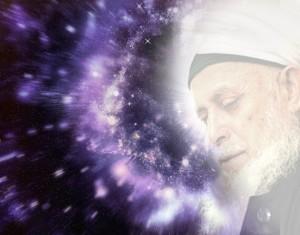 Shaykh Nazim - moon, star