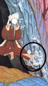 abu-bakr-ass-holy-feet-qadam-siddiq-covering-snake-hole-cave-of-thawr