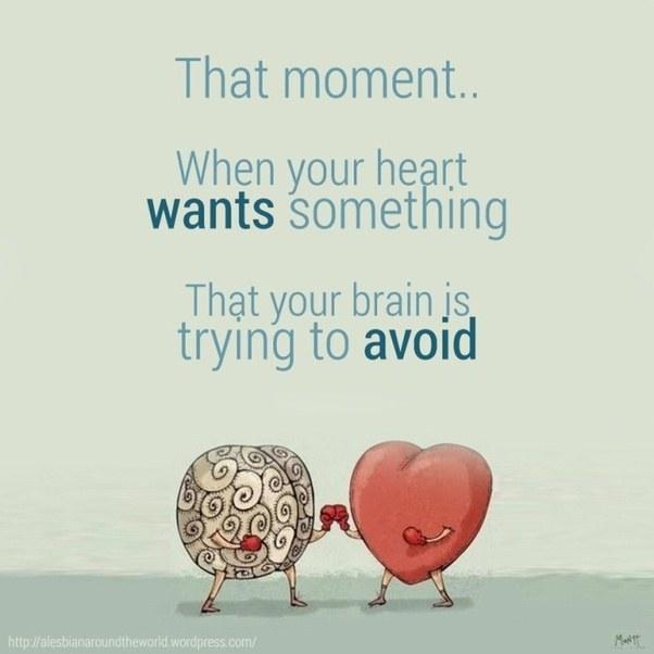 Avoid Brain Maghz Listen Heart Inspiration