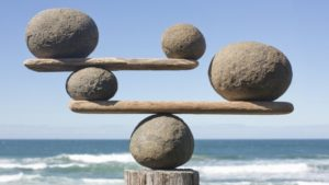Balance Life Spiritual Family Material
