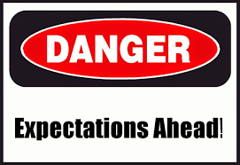 Sabr - Patience, Danger expectations ahead
