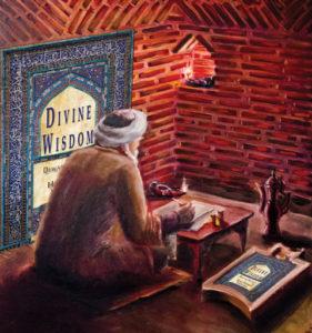 Divine Wisdom Sufi Saint