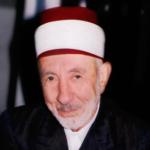 Dr. Shaykh Ramadan al Bouti