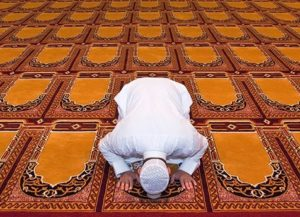 Dua-in-sajdah, prostration, taslim, submission, carpet