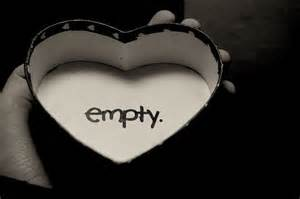 Empty Your Heart Clean Your Heart