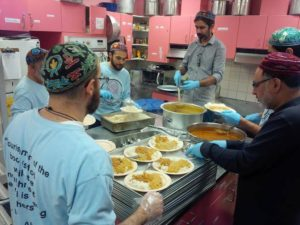 FZHH - Fatima Zahra Helping Hand -food- Soup Kitchen Feeding the homeless
