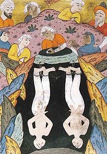 Fallen Angels Harut Marut
