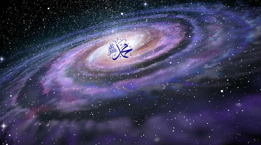universe, galaxy, stars, light, nur Muhammad (s), follow the light, jaooka, jawooka,