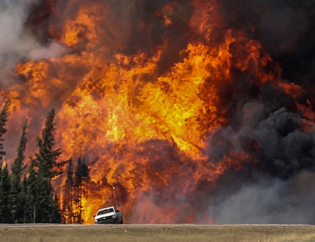 Fort Mcmurray first nations northcott Fire - Edmonton AB 2016