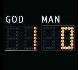 God=1 Man=0 Binary Code Nuqt