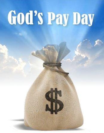 God's Pay Day Ramadan Pray Till Last Moment Night Eid