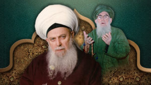 Grandshaykh Daghestani Sultanul Awliya Mawlana Shaykh Muhammad Nazim Haqqani Naqshbandiyatil Aliyya