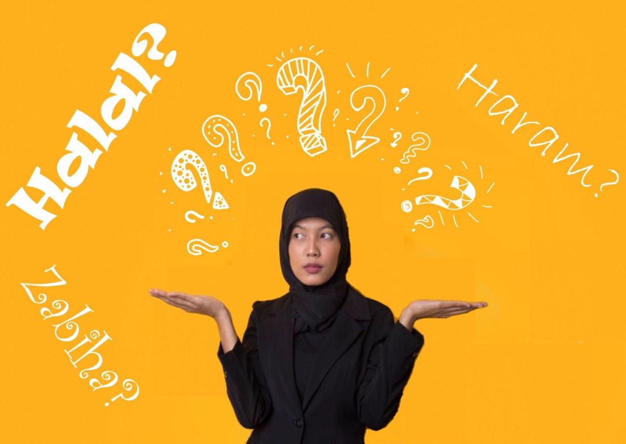 Halal Haram Zabiha Confused Muslim 2