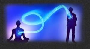 Heart picks up heart signal - Vibration-Electric cord