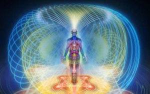 Insan Human Being Energy Field Aura