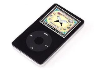 MP3 player Quran listening and playing in the house
