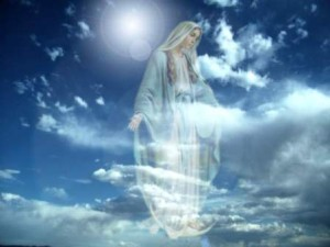 Mariam (as) in Cloudes - virgin_mary1
