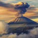 Mountain Semeru -