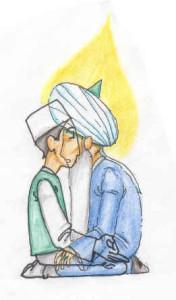Muraqaba , meditation, fana fi shaykh6A