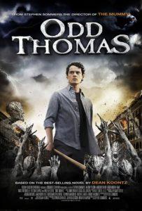Odd Thomas movie-movie poster