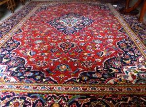 Persian Rug - carpet - like Rumi Rose Garden (2)
