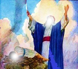 Prophet Ibrahim and Ismail sacrafice