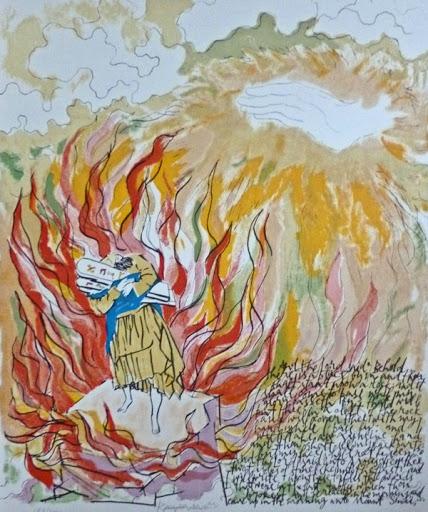 Prophet Ibrahim as Fire Cool 21_69 Qulna Ya Naaru