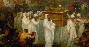 Prophet Moses Ark Covenant Tablets Scripture