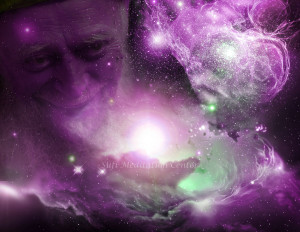 Shaykh Nazim - Stars - Heaven Purple SMC
