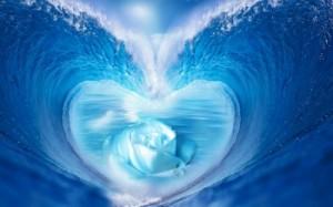 Rose Deep-in-The-Heart of Ocean