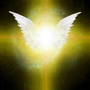 Sayyidina Jibreel archangel qalb yellow