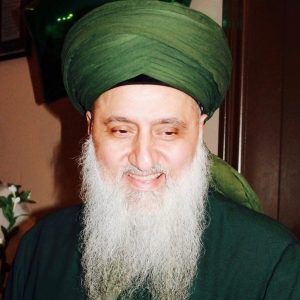 Shaykh Nurjan Mirahmadi-wearing Turban , green turban,imama,sunnah