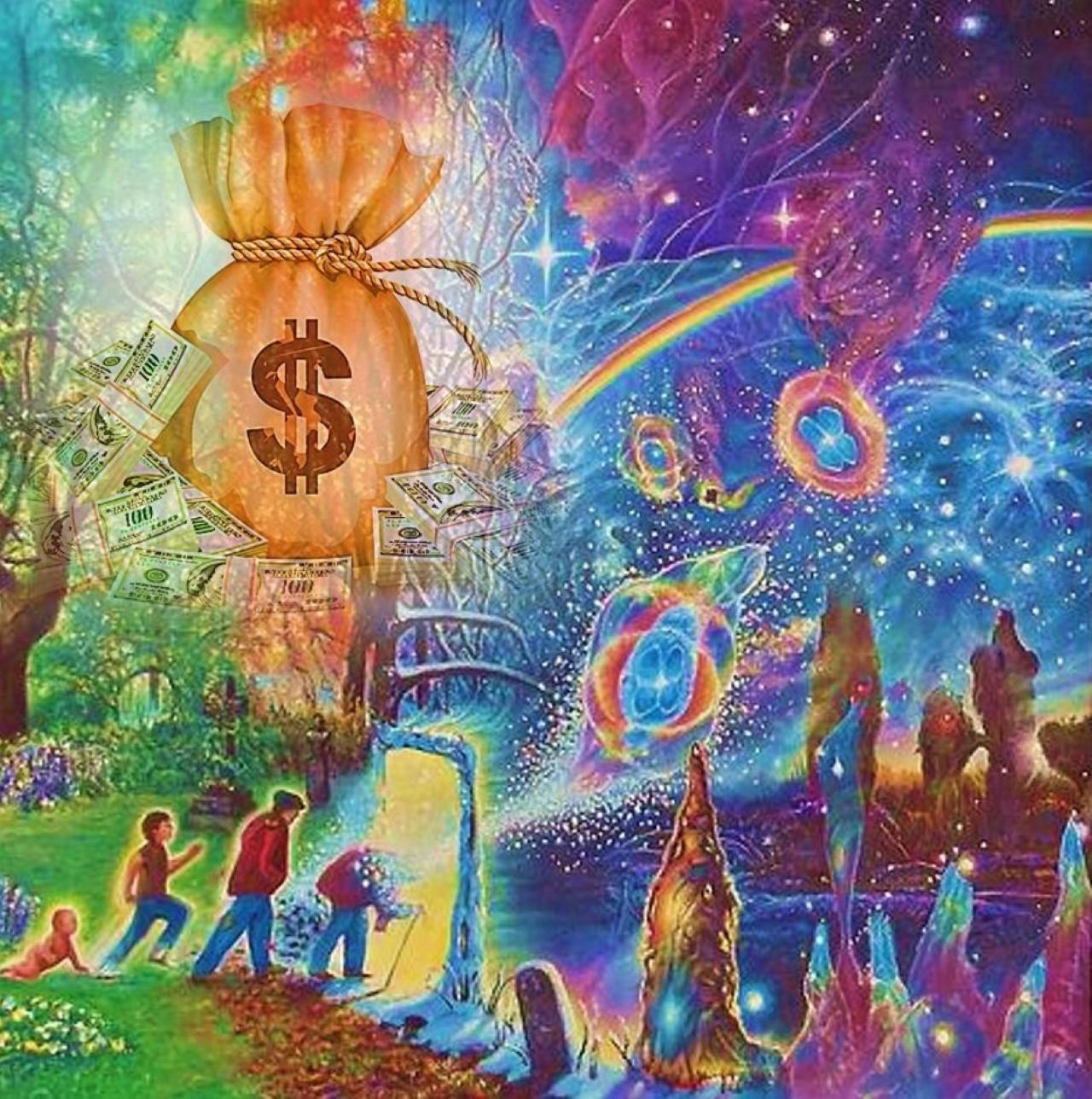 Spiritual Transaction Afterlife 3
