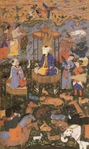 Sulaiman - Solomon's kingdom - no face