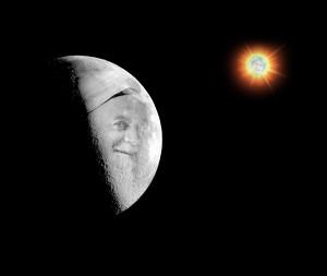 Sun -Prophet (s) , Moon - MSN