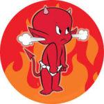 Terrible Two Naughty Child Nafs Shaitan Devil