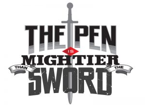 The Pen is Mightier Than the Sword Qalam Write