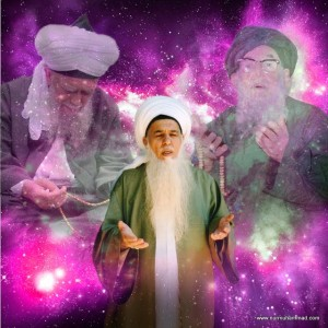 Shaykhs Three Faces MSH