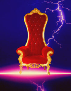 Throne with lightning strike,throne,divine throne,arsh