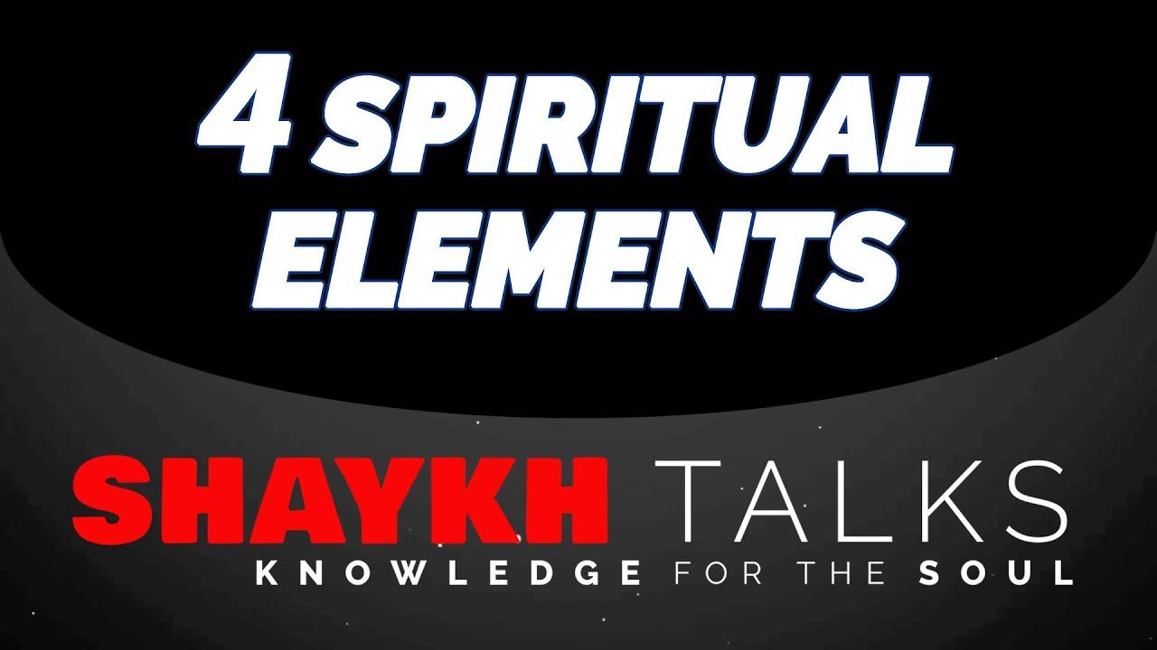 ShaykhTalks #37 - Insan's Perfection Through Balancing Water & Fire