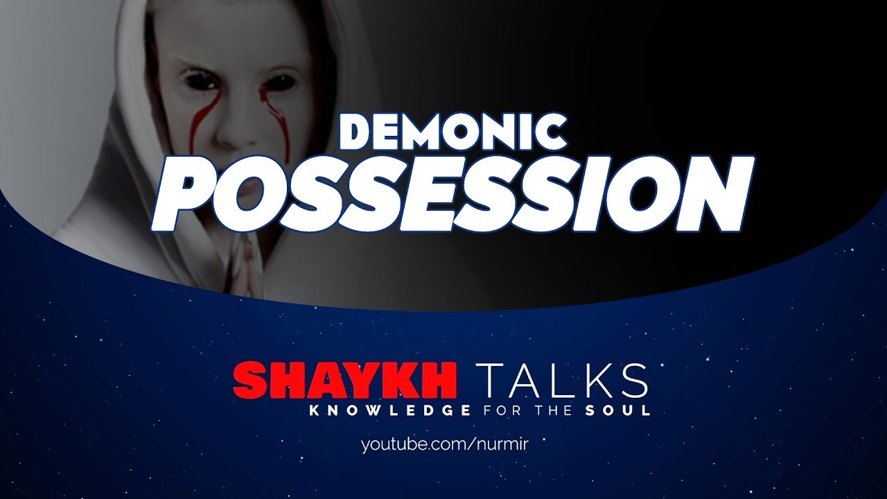 ShaykhTalks #6 - Jinn Ride Upon Humans Like Passengers on a Bus