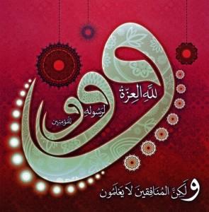 Wa Lillahil 'izzatu wa li Rasooli wa lil Mumineena - 3 Wow