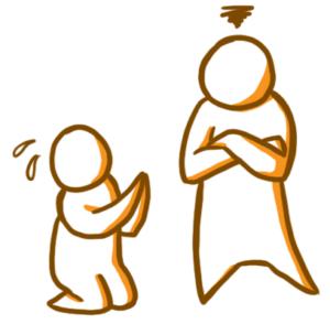 begging-forgiveness