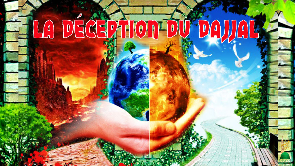 dajjal heaven and hell French