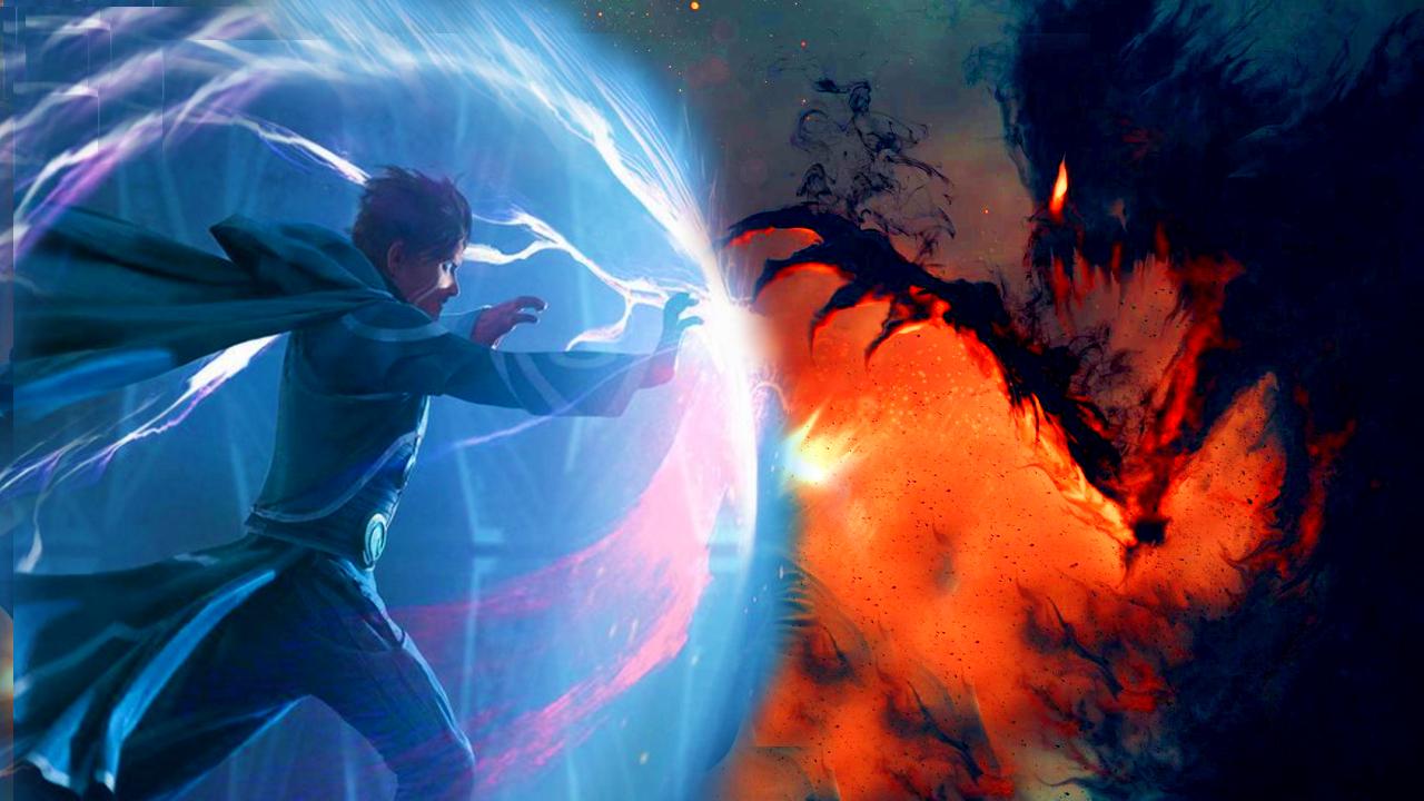 defending against evil, jinn, shield