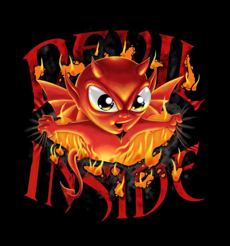 devil inside - shaitan