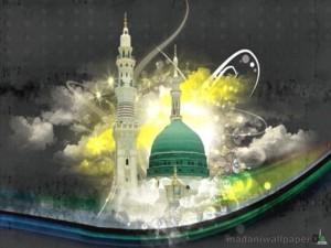 Madina sharif - masjid_al_nabawi