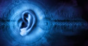 ears energy circle around